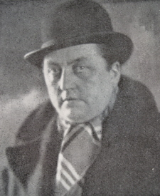 Picture of Toon Kelder in black and white