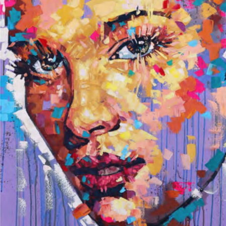 Cuban Beauty painting by Maikel Bello